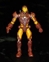 Marvel Legends Series 8: Iron Man (Modern Armor) - Loose Action Figure